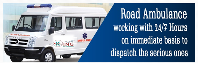 King Ambulance Services in